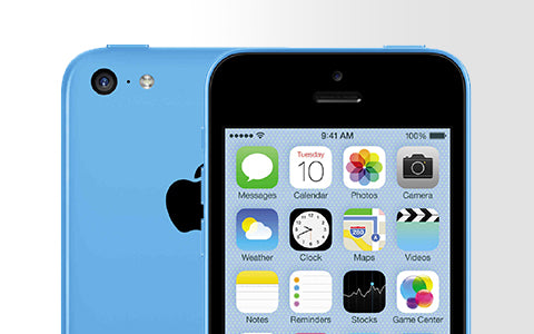 iPhone 5c Repair Banner