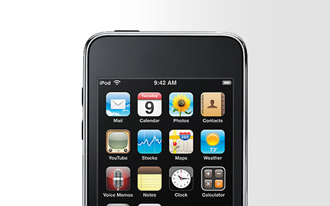 iPod Touch 3rd Gen Repair Banner
