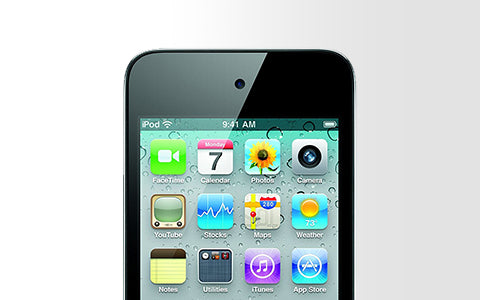 iPod Touch 4th Gen Repair Banner
