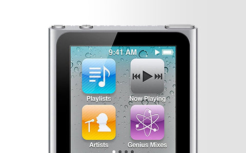 iPod Nano 6th Gen Repair Banner