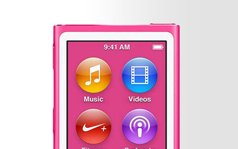 iPod Nano 7th Gen Repair Banner