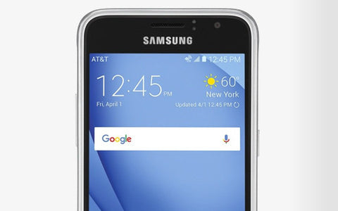 Samsung Galaxy J1 2016 Repair Banner