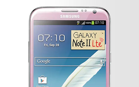 Samsung Note 2 LTE (N7105) Repair Banner