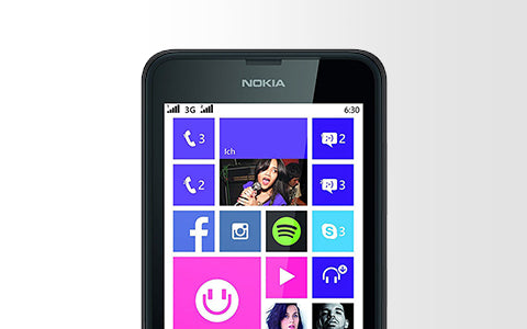 Nokia Lumia 630 Repair Banner