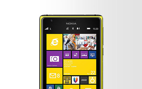 Nokia Lumia 1520 Repair Banner