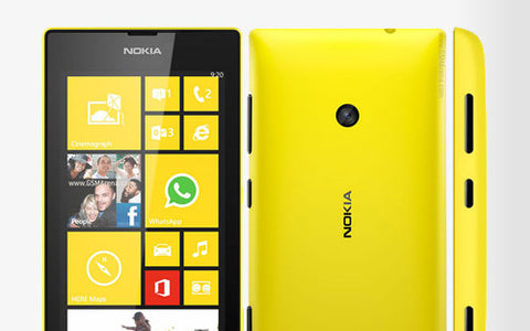 Nokia Lumia 520 Repair Banner