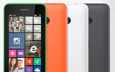 Nokia Lumia 530 Repair Banner