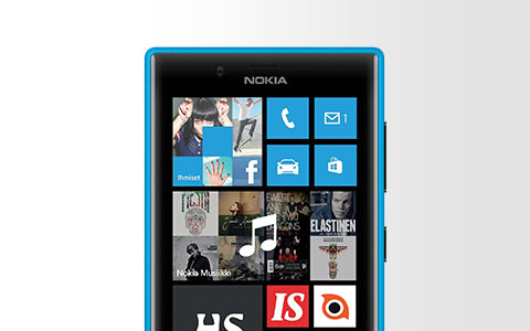 Nokia Lumia 720 Repair Banner