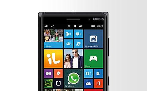 Nokia Lumia 830 Repair Banner