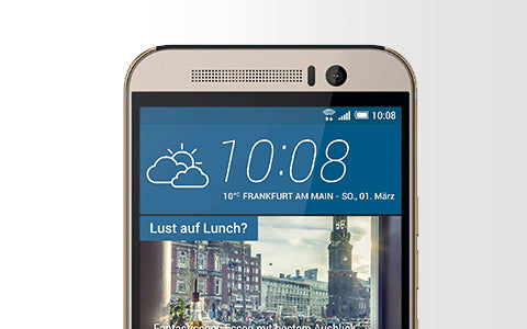 HTC One M9 Repair Banner