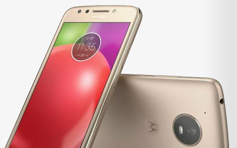 Motorola Moto E4 (E 4th Gen) Repair Banner