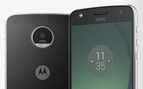 Motorola Moto Z Play Droid Repair Banner