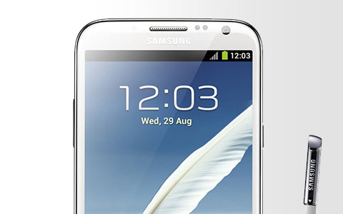 Samsung Note 2 (N7100) Repair Banner
