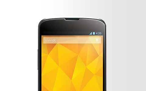 Google Nexus 4 Repair Banner
