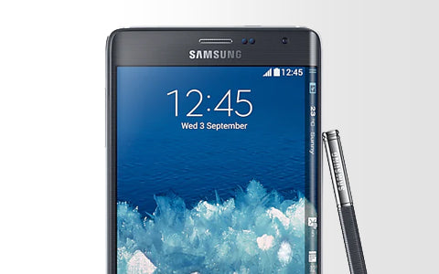 Samsung Galaxy Note Edge Repair Banner