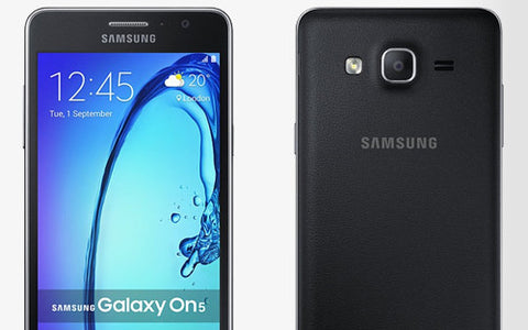 Samsung Galaxy On5 Repair Banner
