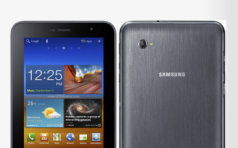 Samsung Tab 7.0 Plus (P6200) Repair Banner