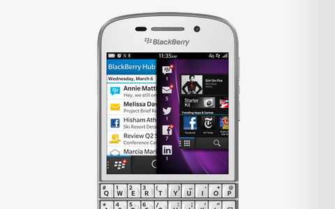 BlackBerry Q10 Repair Banner