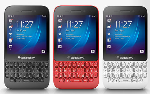 BlackBerry Q5 Repair Banner