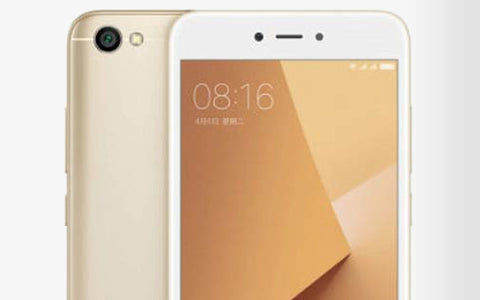 Xiaomi Redmi Note 5A Repair Banner