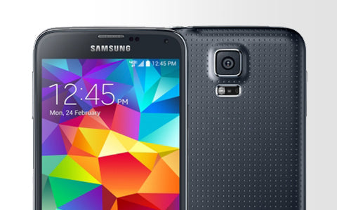 Samsung Galaxy S5 Repair Banner