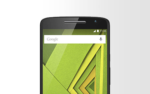 Moto X Play Repair Banner