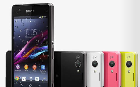 Sony Xperia Z1 Compact Repair Banner
