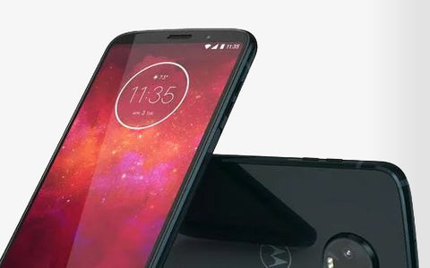 Moto Z3 Play Repair Banner