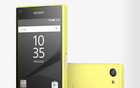 Sony Xperia Z5 Compact Repair Banner