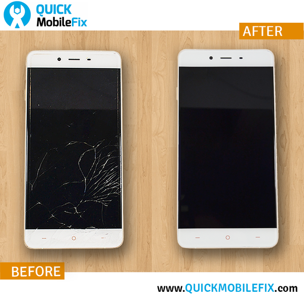 OnePlus X Repair - Before And After