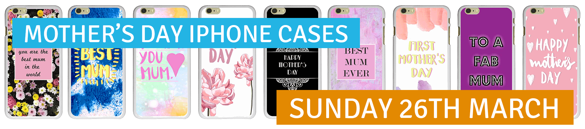 Mothers Day Case Collection