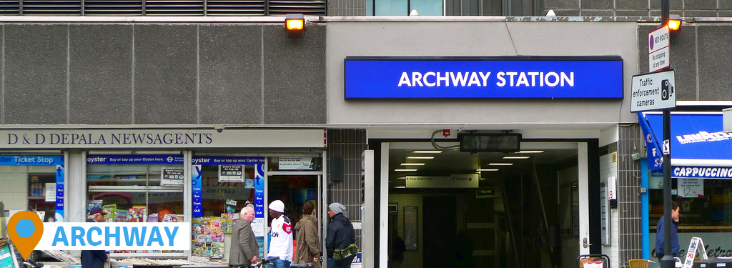 Archway London Mobile Phone & Tablet Repairs
