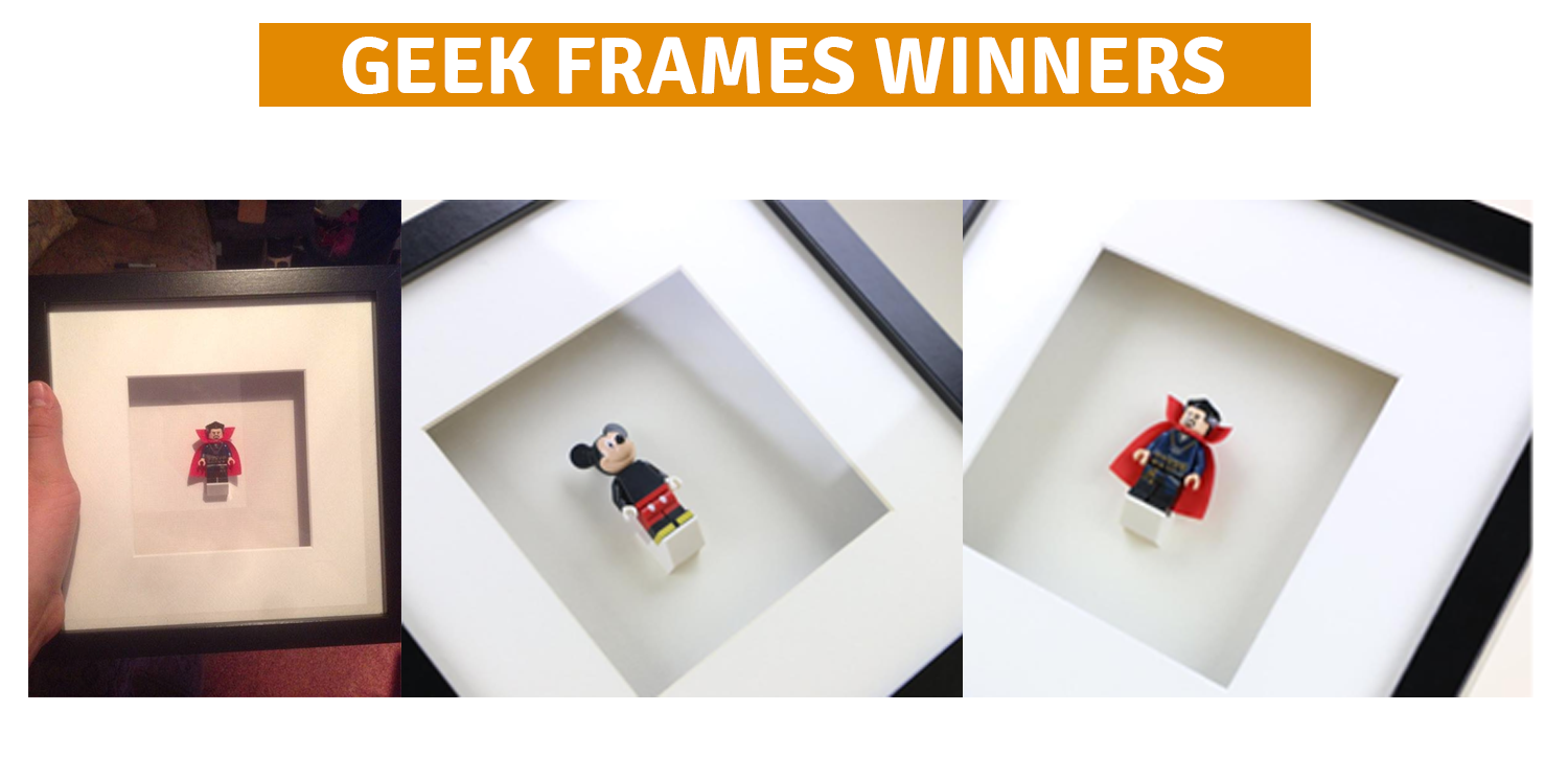 Quick Mobile Fix Geek Frame Winner