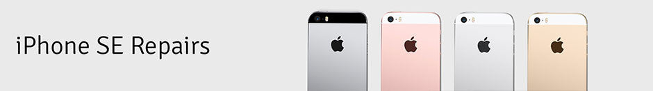 Apple iPhone SE Repair Banner