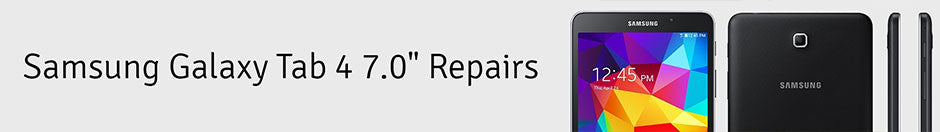 "Samsung Galaxy Tab 4 7.0"" Repair Banner"
