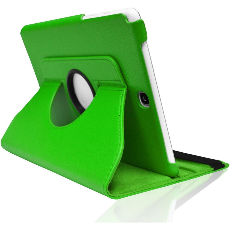 "8.0"" SAMSUNG GALAXY TAB 4 360 CASE - GREEN"