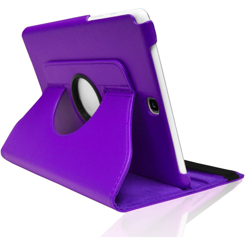 "8.0"" SAMSUNG GALAXY TAB E 360 CASE - PURPLE"