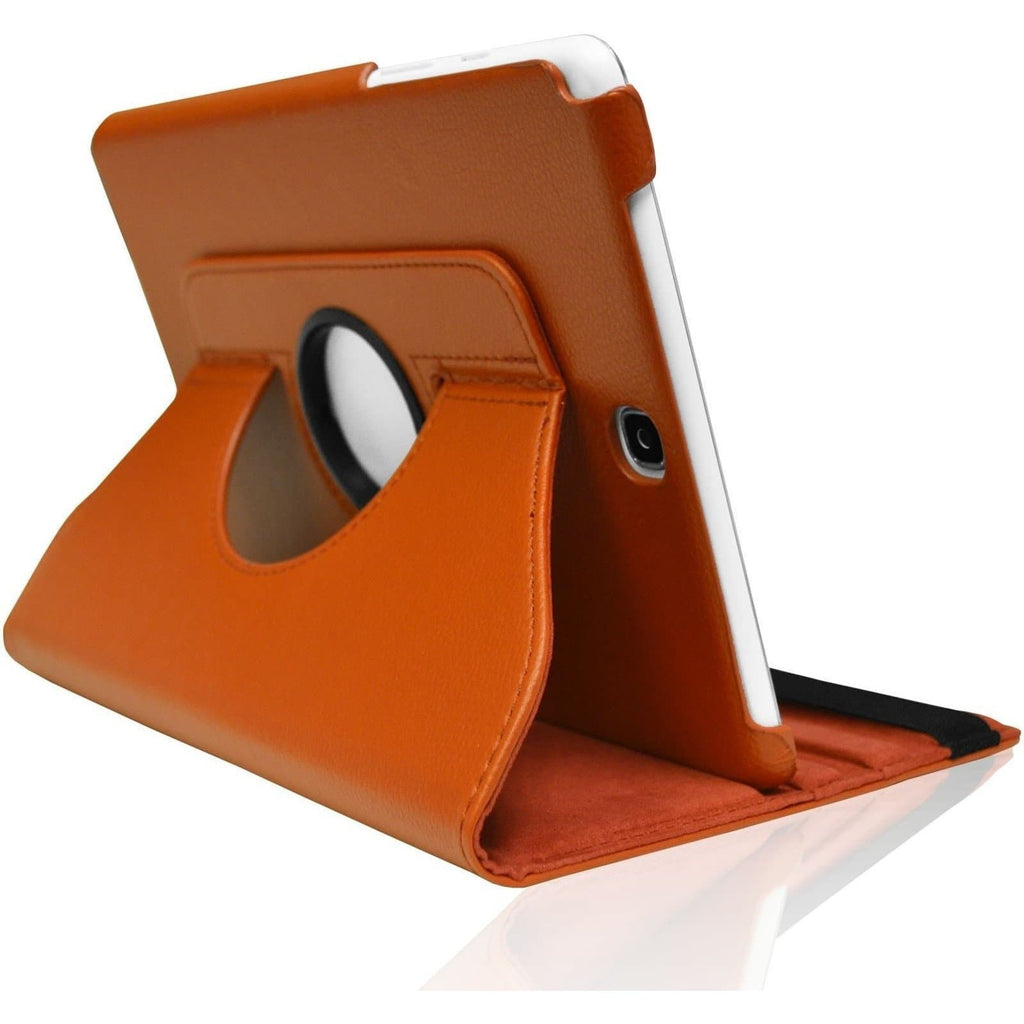 "10.1"" SAMSUNG GALAXY TAB 4 360 CASE - ORANGE"