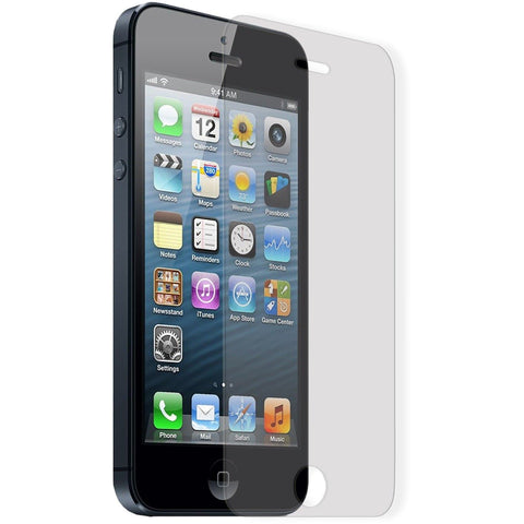 100% Genuine Tempered Glass Screen Protector - iPhone 5/5S