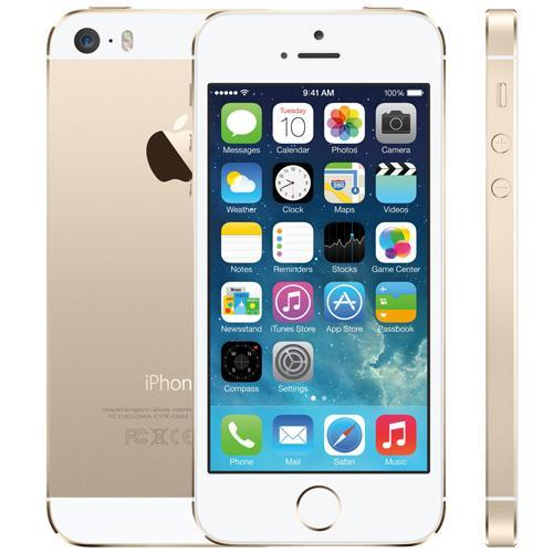 Apple iPhone 5S - Champagne Gold  - (64GB) - Unlocked - Good Condition