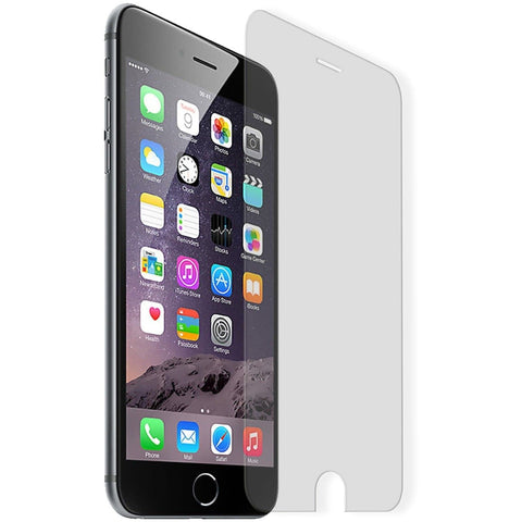 100% Genuine Tempered Glass Screen Protector - iPhone 6/6S Plus