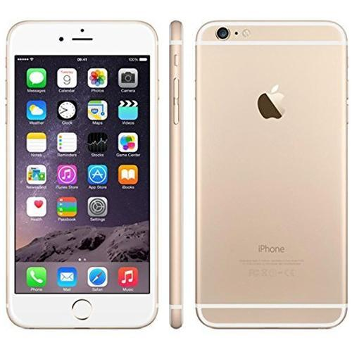 Apple iPhone 6 Plus Champagne Gold (16GB) - Unlocked - Pristine Condition