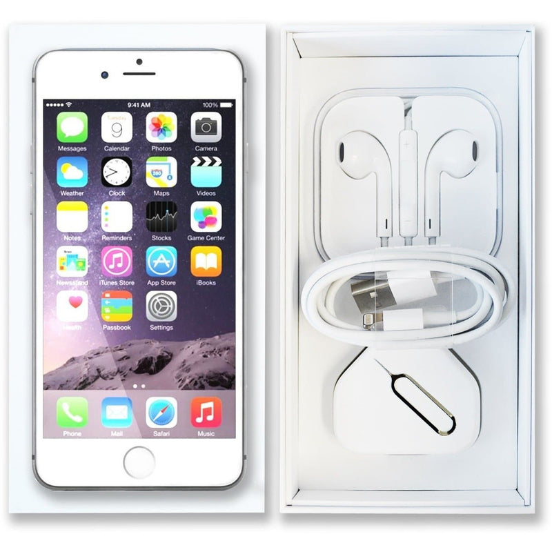Apple iPhone 6S Plus - White Silver - (16GB) - Unlocked - Pristine Condition