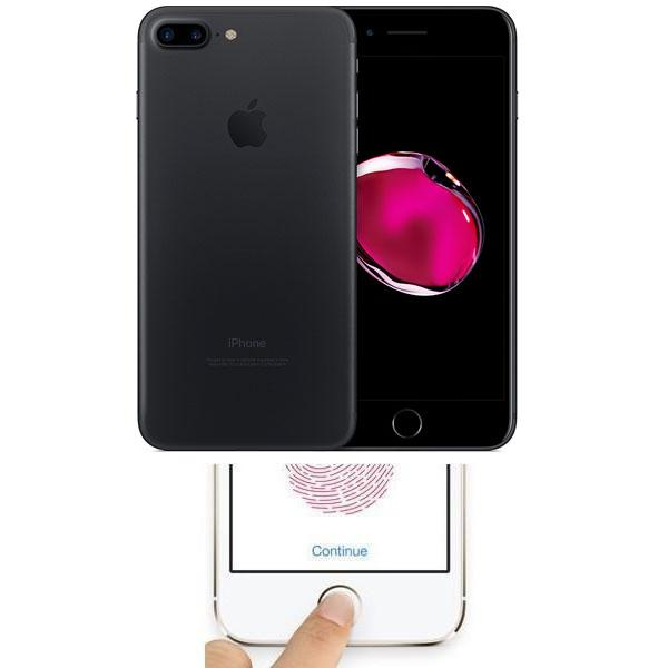 Apple iPhone 7 Plus Black (128GB) Unlocked Faulty Touch ID / Home Button