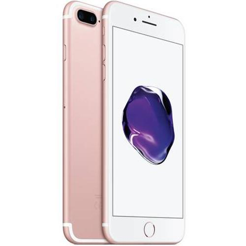 Apple iPhone 7 Plus - Rose Gold - (128GB) - Unlocked - Good Condition