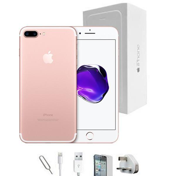 Apple iPhone 7 Plus Rose Gold - (128GB) - Unlocked - Grade A Full Bundle