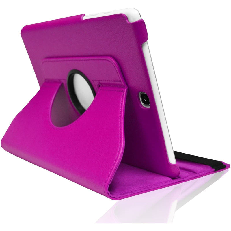 "8.0"" SAMSUNG GALAXY TAB 4 360 CASE - HOT PINK"