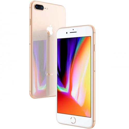 Apple iPhone 8 Plus - Champagne Gold - (256GB) - Unlocked - Good Condition