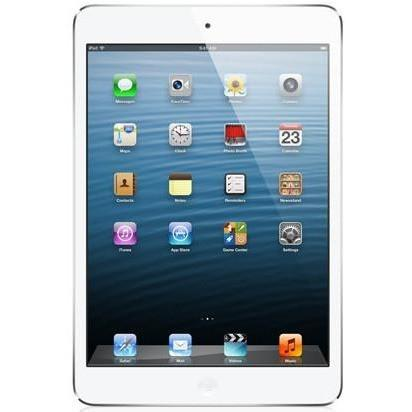 "Apple iPad Mini 2 7.2"" - White / Silver - (16GB) - Wifi - Good Condition"