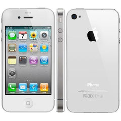 Apple iPhone 4S (16GB) White (Unlocked) Smartphone